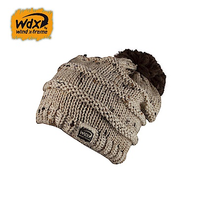 Wind x-treme 保暖毛線帽 BEANIE 14012 JASP GREY