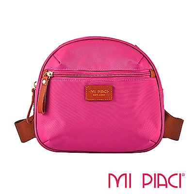 MI PIACI-NINA-斜背包/腰包-桃紅色-1991042