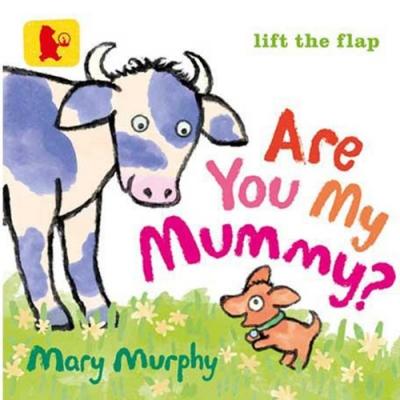 Are You My Mummy? 你是我媽媽嗎?翻翻硬頁書