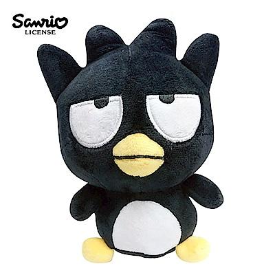 日本正版酷企鵝三麗鷗豆豆絨毛玩偶拍照玩偶Sanrio 006210