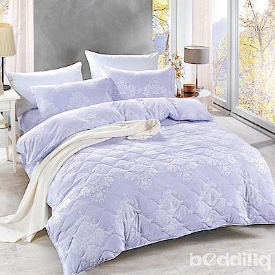 BEDDING-舒適系列海島棉6尺加大雙人薄式床包三件組-曼斯