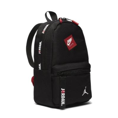 Nike 後背包 Jordan Backpack 男女款 喬丹 飛人 雙肩背 基本款 上學 黑 白 紅 JD2113007TD001