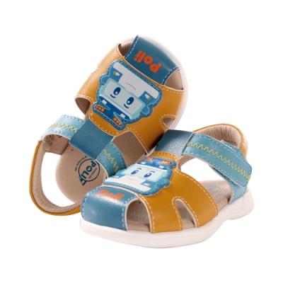 台灣製POLI波力款止滑涼鞋 sa01126 魔法Baby