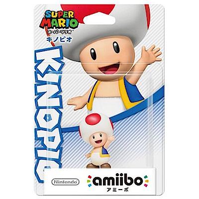 Amiibo 奇諾比奧公仔(超級瑪利歐系列)