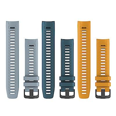 GARMIN INSTINCT 22mm 矽膠替換錶帶