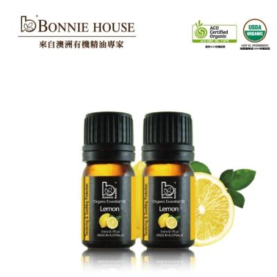 Bonnie House 檸檬精油5ml 2入組