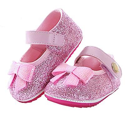 蝴蝶結手工止滑寶寶鞋 sk0586 魔法Baby