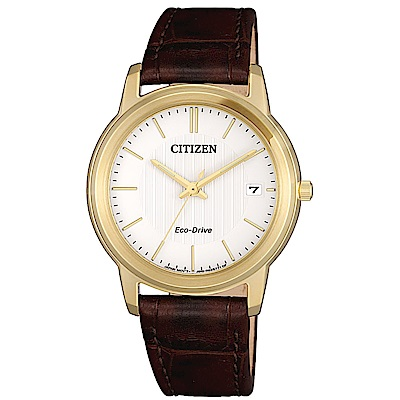 CITIZEN Eco-Drive METAL光動能女錶/FE6012-11A