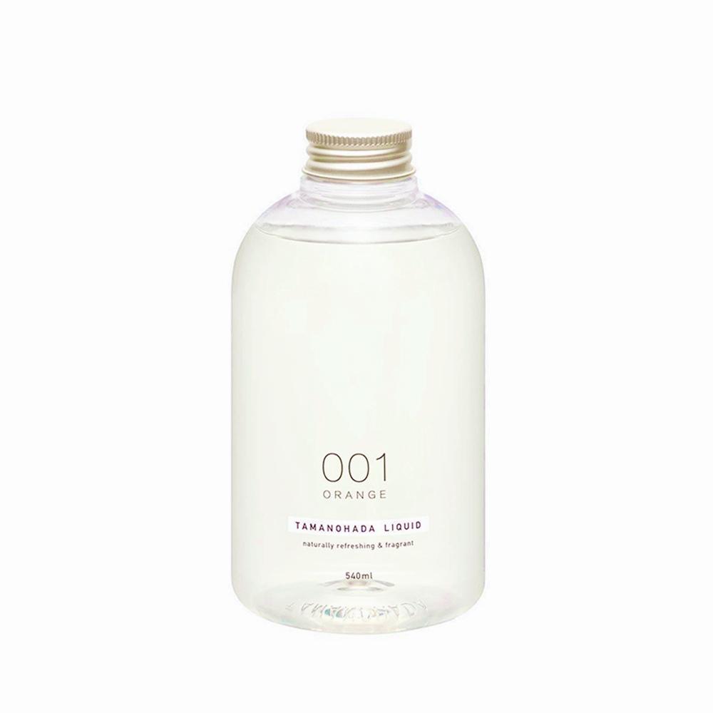 日本 玉肌 精油沐浴乳540ml-001柑橘