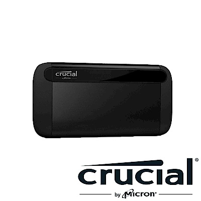 Micron Crucial X8 2TB  外接式SSD
