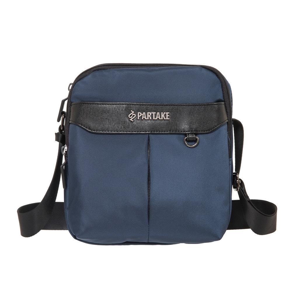 【PARTAKE】C6系列-直式側背包-灰 PT17-C6-62NY