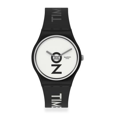 Swatch 原創系列手錶 ALWAYS THERE 請準時-34mm