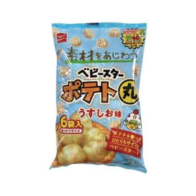 OYATSU優雅食 點心丸子-薄鹽馬鈴薯風味分享包