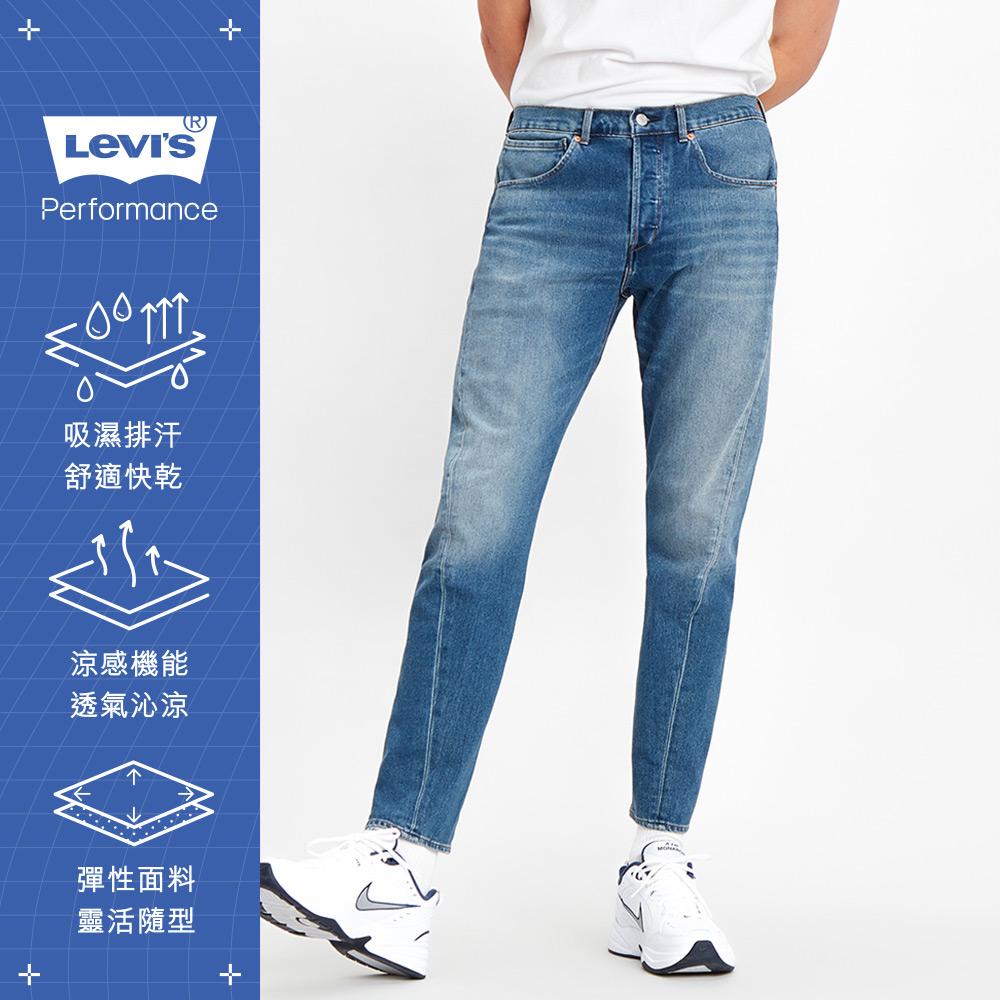 Levis 男款502Taper牛仔褲 LEJ 3D褲Cool Jeans