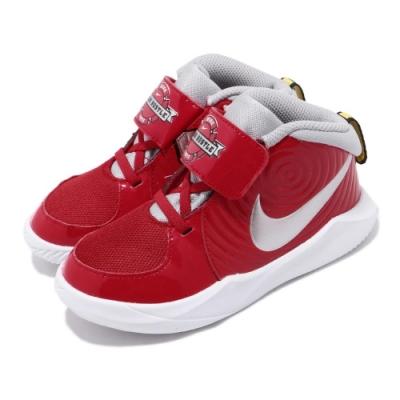 Nike 籃球鞋 Team Hustle D 9 小童鞋