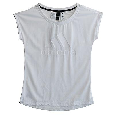 Adidas SS T-短袖上衣-女