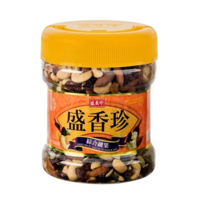 盛香珍 綜合纖果禮桶580g/桶