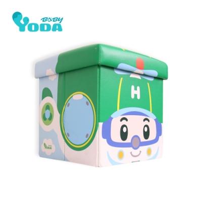YODA 救援小英雄波力收納椅-萌版(HELLY)