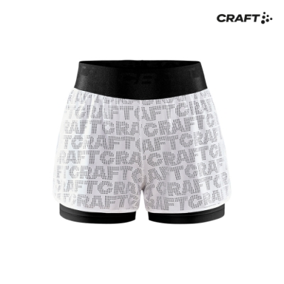 CRAFT Core Charge Logo Shorts W 運動短褲 1910511-999900