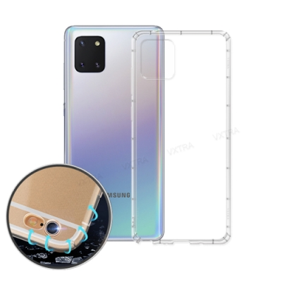 VXTRA 三星 Samsung Galaxy Note10 Lite 防摔氣墊保護殼 空壓殼