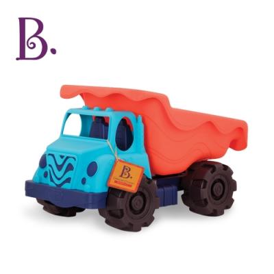 美國【B.Toys】海格力士翻斗車(橘紅)