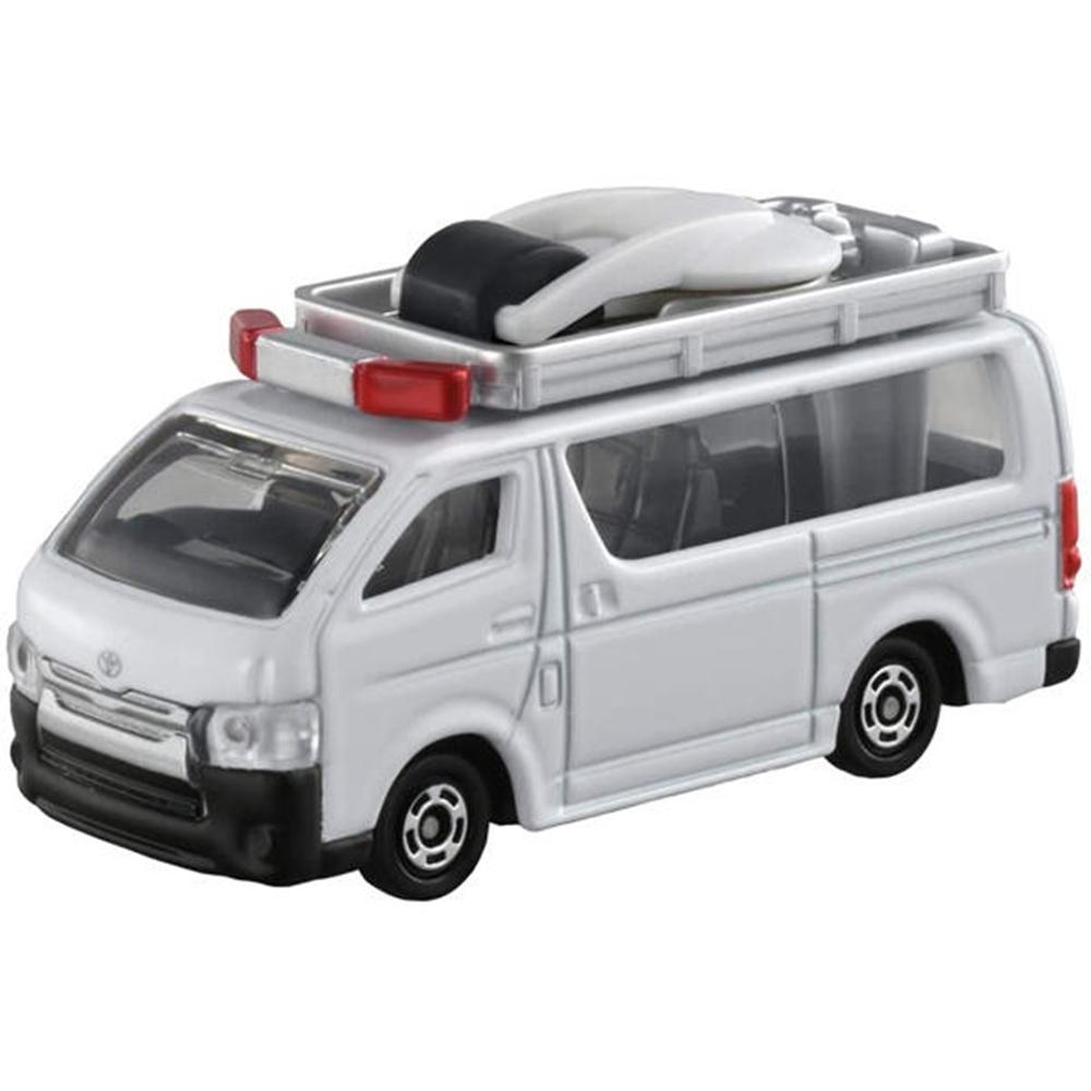 任選TOMICA NO.107 衛星通訊車 TM107A3 多美小汽車