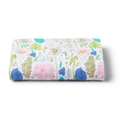 澳洲Wilson&Frenchy超柔包巾(1入)-彩繪花紋WFS1822-01