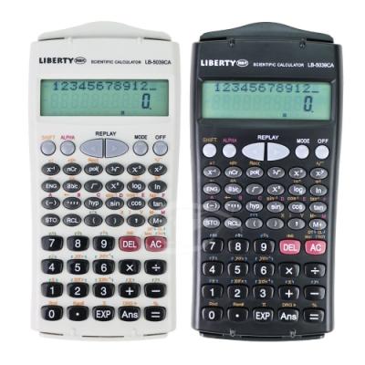 LIBERTY利百代 工程電卓-工程專用雙行顯示計算機 LB-5039