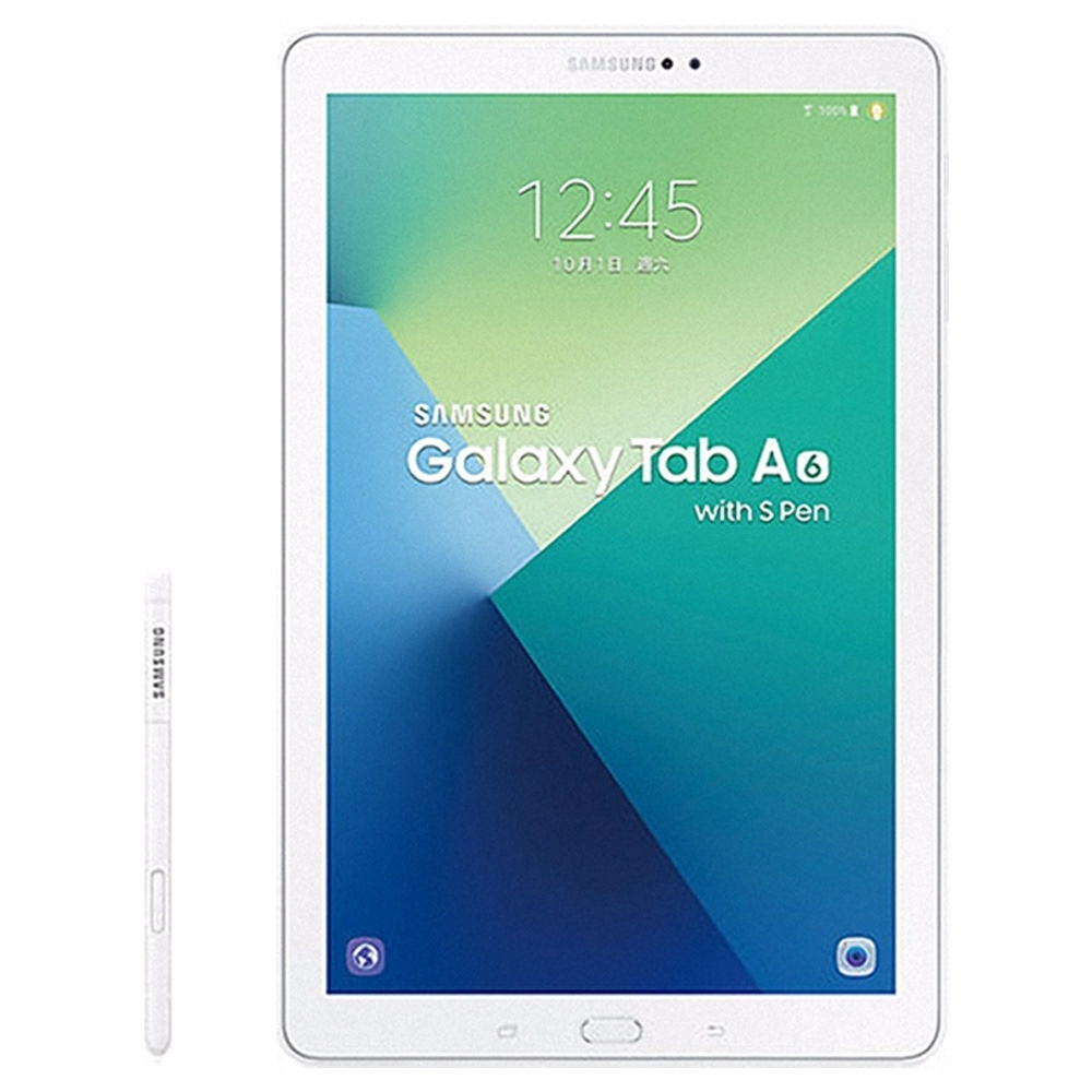 SAMSUNG Tab A 10.1 with S Pen (2016)平板電腦