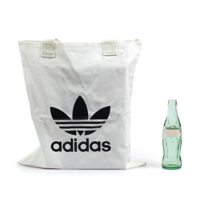 愛迪達 ADIDAS TREFOIL SHOPPER BAG 側背包 DX2047