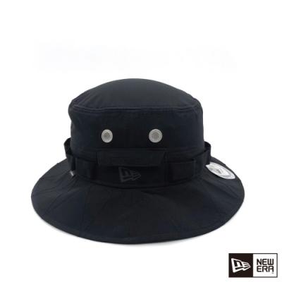 NEW ERA 探險帽 POLARTEC 黑