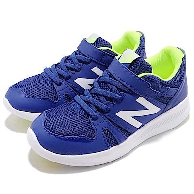 New Balance 慢跑鞋 KV570BYYW 寬楦 童鞋