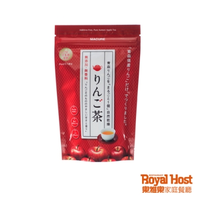 樂雅樂RoyalHost 青森蘋果乾茶包(7gx5包)