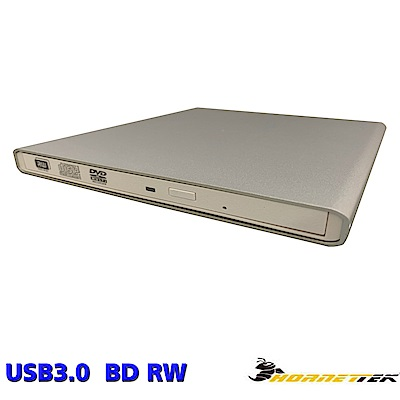 Hornettek-USB3.0超薄型藍光燒錄機(CD912-U3-BDRW)