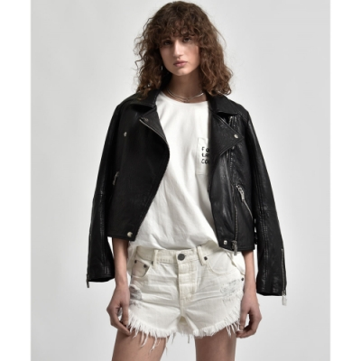 OneTeaspoon 寬鬆牛仔短褲- BRANDOS SHORT-女