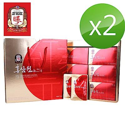 正官庄高麗蔘元Forte 禮盒(50mlx30包)*2加贈正官庄保溫杯