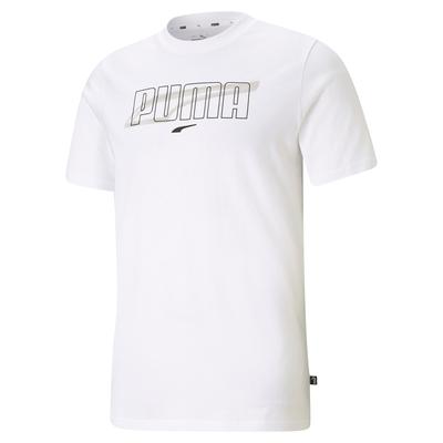 【PUMA官方旗艦】基本系列Rebel短袖T恤 男性 58573852
