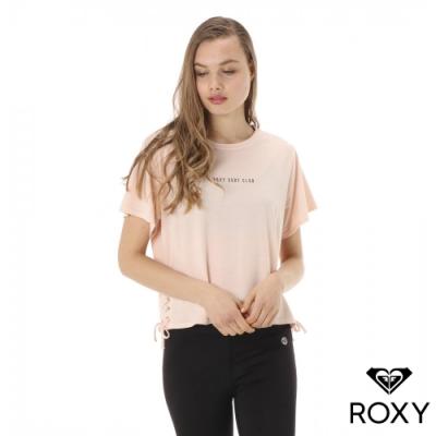 【ROXY】 SIGN 上衣 珊瑚紅