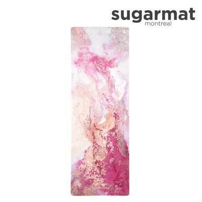加拿大Sugarmat  麂皮絨天然橡膠瑜珈墊(3.0mm) 追夢者 Dream Catcher(兩色任選)