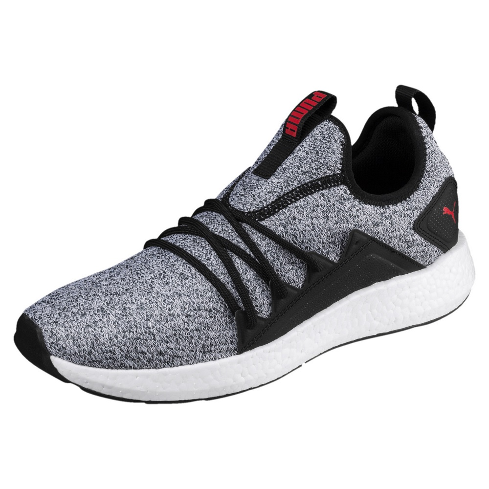 PUMA-NRGYNekoKnit男性慢跑運動鞋-黑色
