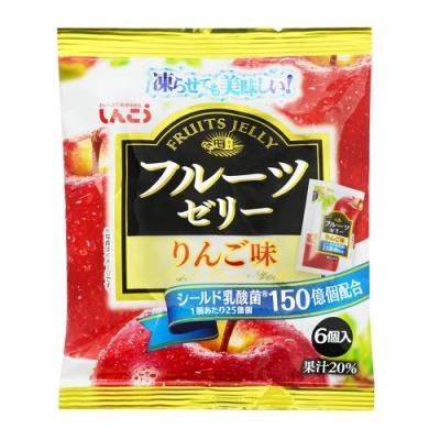 SHINKO  乳酸菌果凍-蘋果(120g)