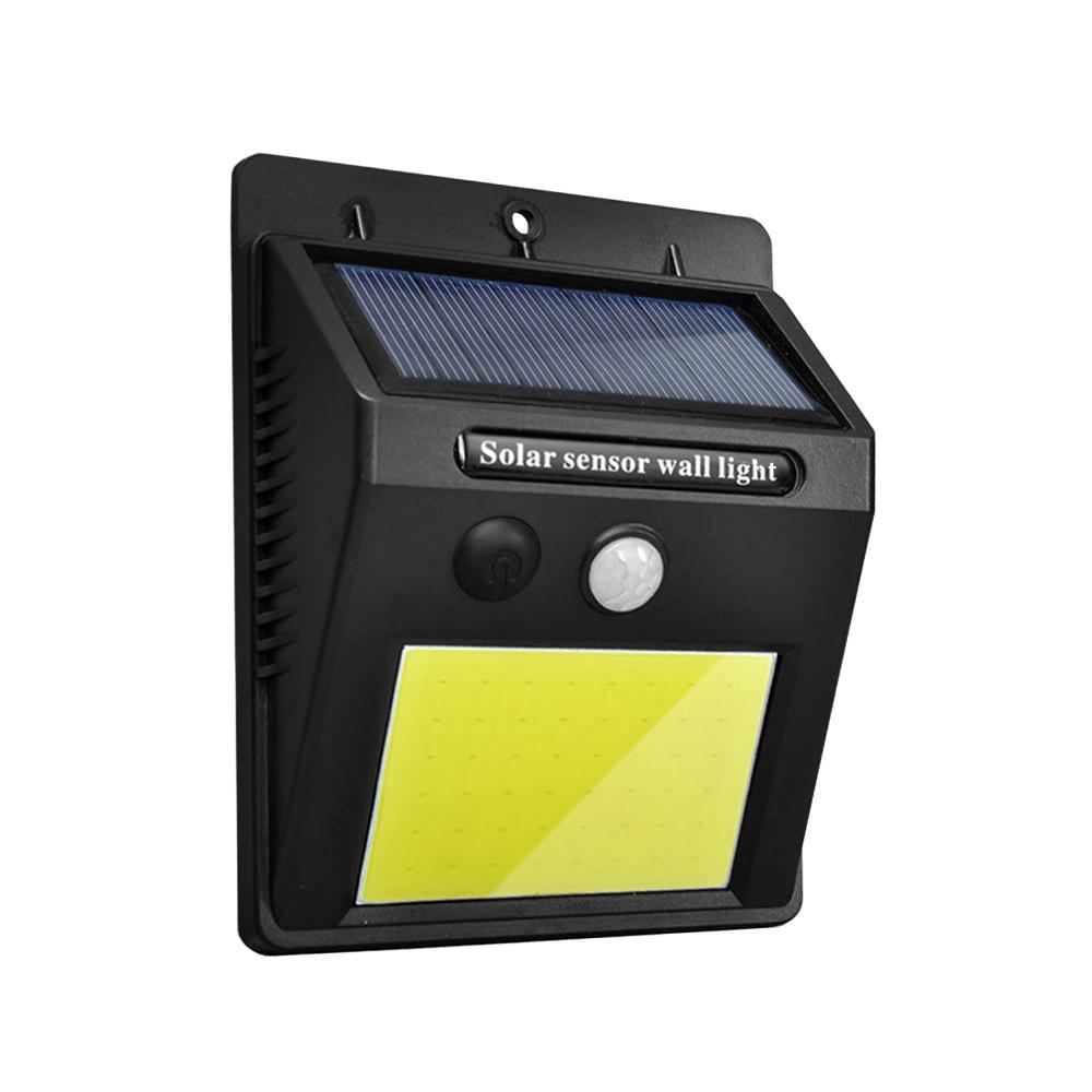 太陽能戶外防水人體感應燈 智慧型光控燈 戶外壁燈 IP64防水防塵