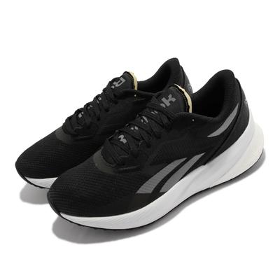 Reebok Floatride Energy Daily 女鞋 慢跑鞋 輕量 透氣 環保理念 運動 反光 黑 灰 G58674