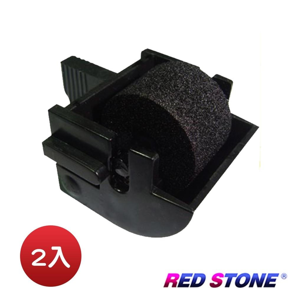 RED STONE IR-1411視窗式支票機墨輪/墨球組(1組2入)黑色