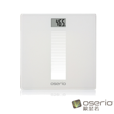 oserio歐瑟若 數位體重計 BNG-909