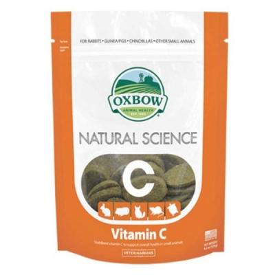 美國OXBOW - 小動物營養品御守寶系列-每日C-單包入
