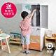 +O家窩 福爾摩沙雙開門三抽兒童吊掛衣櫃-樹上有猴(送兒童衣架&除溼乾燥劑組) product thumbnail 1