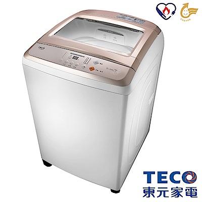 TECO東元-13公斤定頻洗衣機-W1308UW