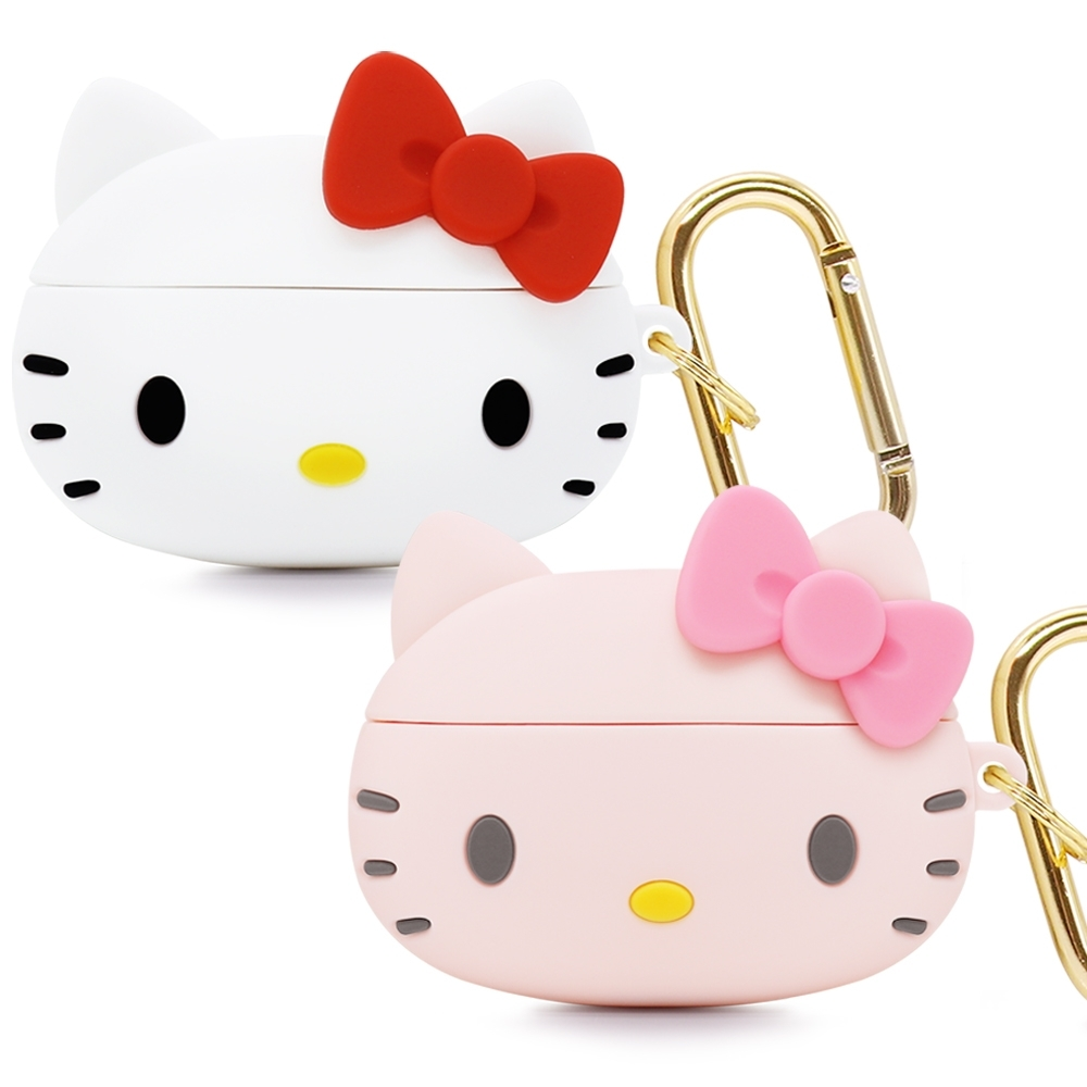 GARMMA Hello Kitty AirPods Pro 藍牙耳機盒保護套