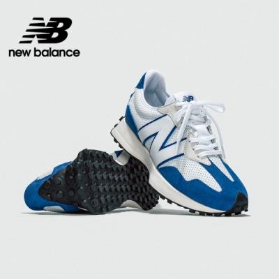 Yahoo獨家- [New Balance] 復古鞋_中性_藍色_MS327PF-D